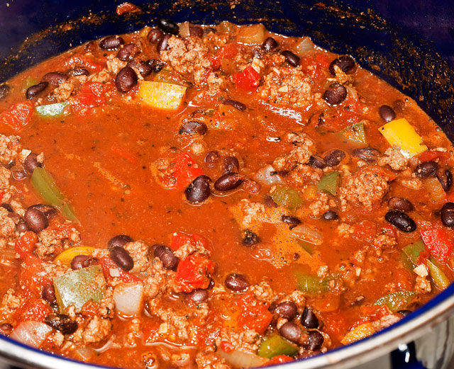 chili recipe finished product