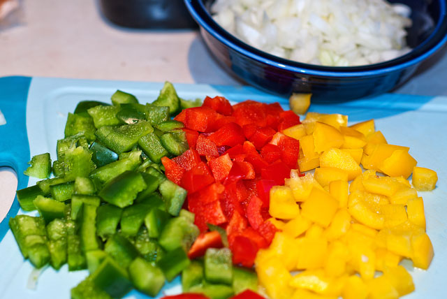 chili recipe diced peppers