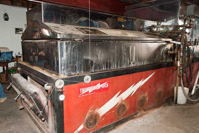 Main boiler