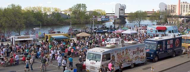 Troy street fest