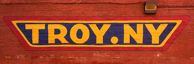 Troy sign