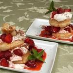 Italian Style Strawberry Shortcake