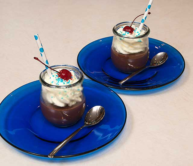 My Chocolate Pudding by Alice Medrich