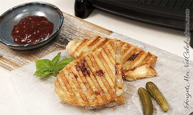 Toasted Cheese Panini