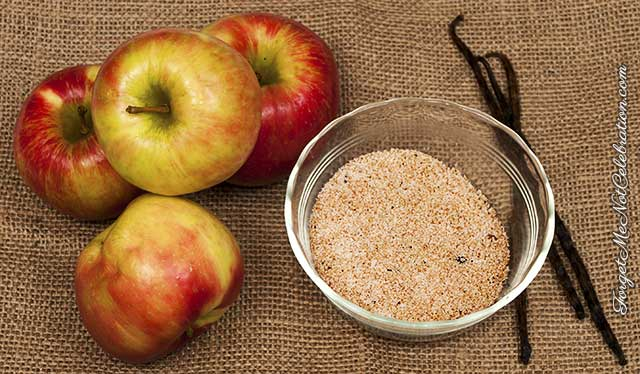 apple dumpling ingredients