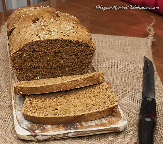9 Grains Bread