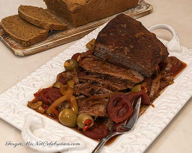 Cuban pot roast
