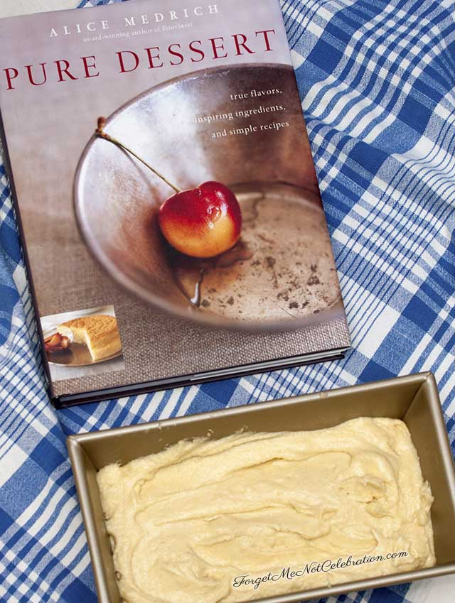 Pure Dessert by Alice Medrich