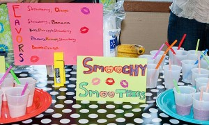 Smoochy Smoothies
