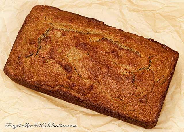 Swedish Rye Quick Bread